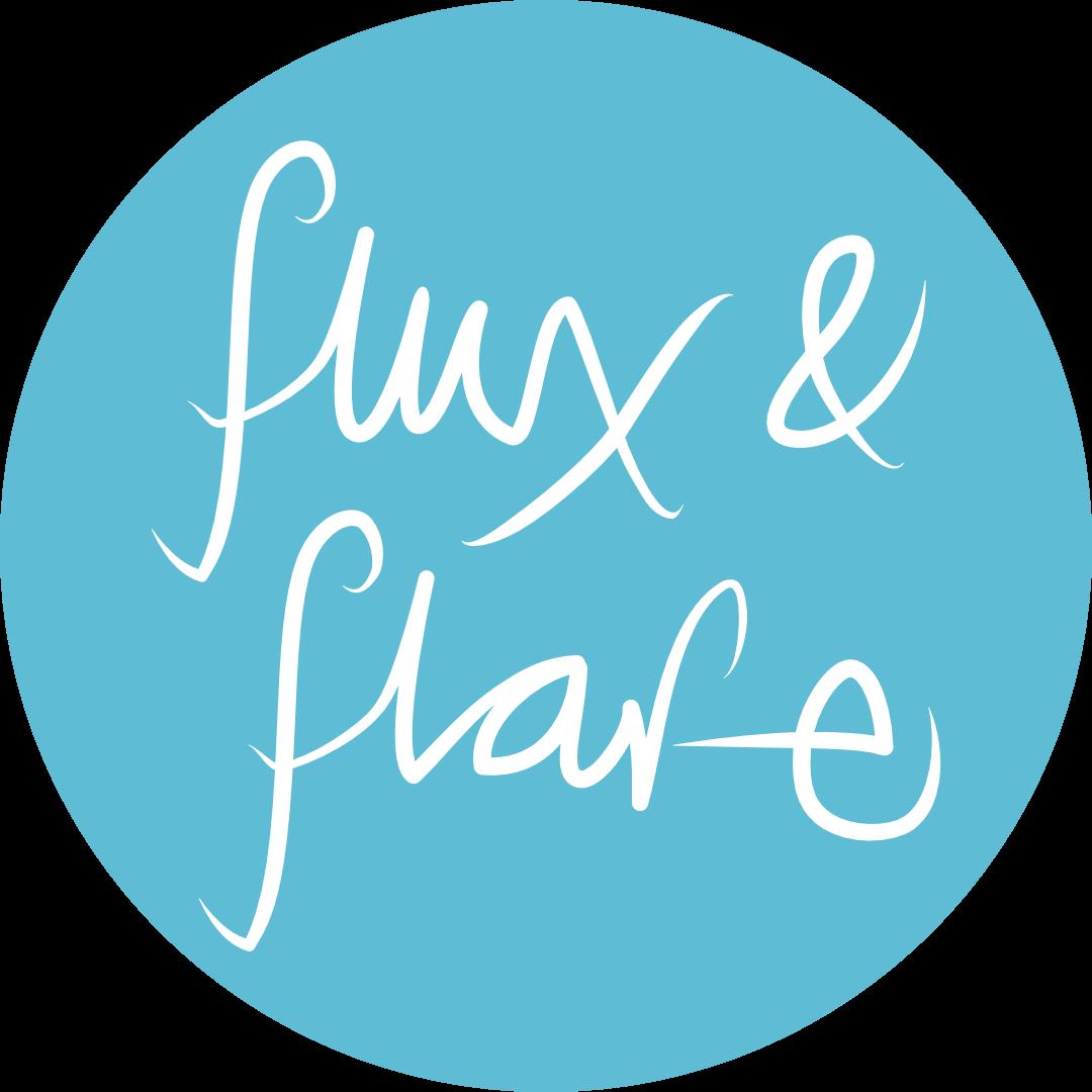 Flux & Flare Alt Logo