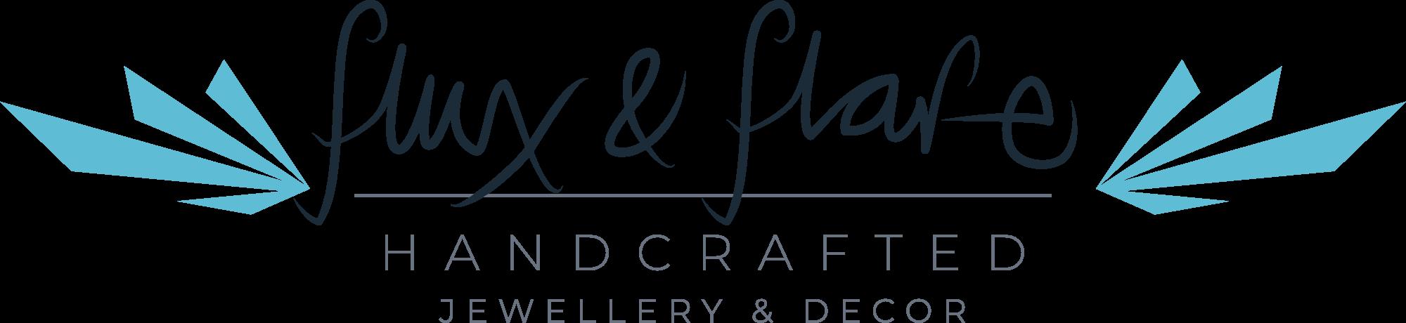Flux & Flare Logo