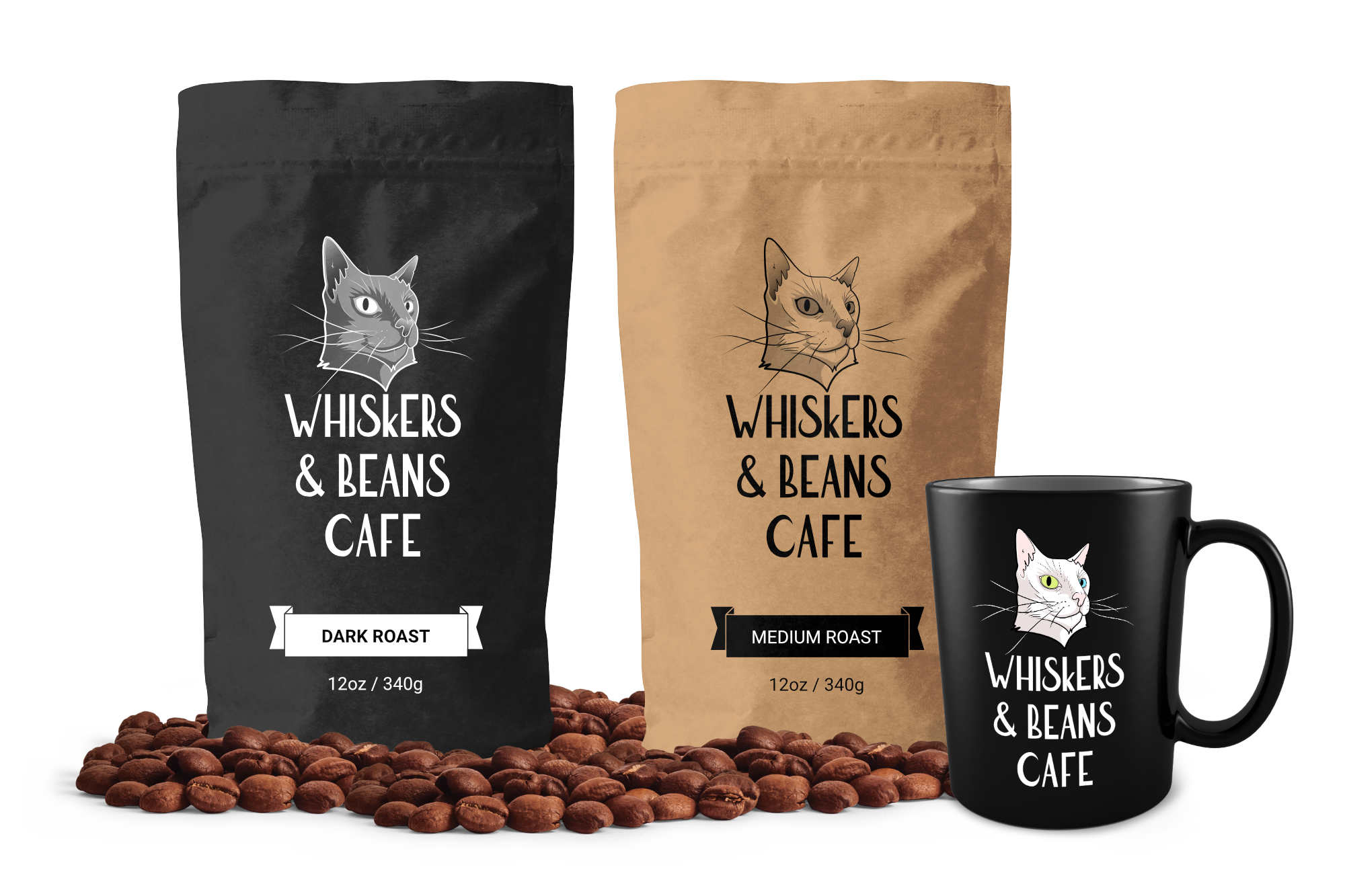 Whiskers & Beans Cafe